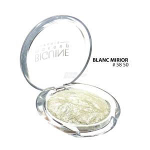 BIGUINE MAKE UP PARIS STAR LIGHT EYES SHADOW - Lidschatten Augen Kosmetik - 2g - 5850 Blanc Miroir