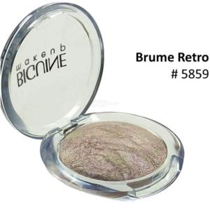 BIGUINE MAKE UP PARIS STAR LIGHT EYES SHADOW - Lidschatten Augen Kosmetik - 2g - 5859 Brume Retro