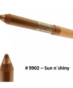 Biguine Make Up Paris Trendy Gloss - Lip Color Lippen Stift Farbe - 2,32g - 9902 Sun n´shiny
