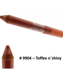 Biguine Make Up Paris Trendy Gloss - Lip Color Lippen Stift Farbe - 2,32g - 9904 Toffee n´shiny