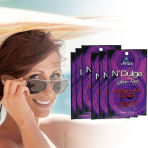 Body Drench NDulge Your Face Smooth Out Bräunung Creme Reise Multipack 6x10ml