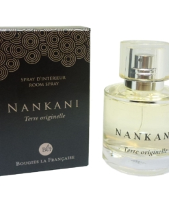 Bougies la Francaise Room Spray - Raum Parfum Luft Erfrischer Duft Wellness 50ml - Nankani - Terre originelle