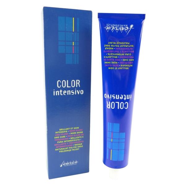Carin Color Intensivo - versch. Farben - Haar Farbe Pflege Mittel Creme - 100ml - 6.37 Dunkelblond gold Kastanie