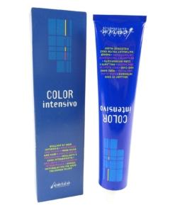 Carin Color Intensivo - versch. Farben - Haar Farbe Pflege Mittel Creme - 100ml - 7.62 Mittelblond rot Perlmutt