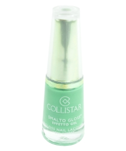 Collistar Gloss Nail Lacquer Gel Effect - Nagel Lack Maniküre Farbauswahl - 6ml - 531 Verde Incantata