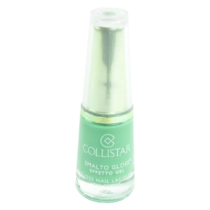 Collistar Gloss Nail Lacquer Gel Effect - Nagel Lack Maniküre Farbauswahl - 6ml - 531 Verde Incantata