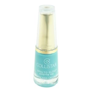 Collistar Gloss Nail Lacquer Gel Effect - Nagel Lack Maniküre Farbauswahl - 6ml - 568 Azzurro Spensierata