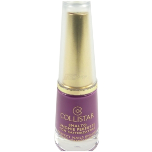 Collistar Perfect Nails Enamel with strengthener - Nail Polish Nagel Lack - 10ml - 55 Viola Lacca