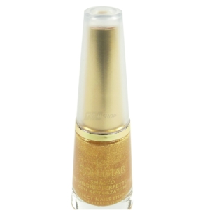 Collistar Perfect Nails Enamel with strengthener - Nail Polish Nagel Lack - 10ml - 57 Oro Glitter