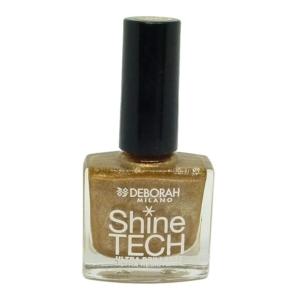 Deborah Shine Tech Ultra Brillante Nagel Lack Farbe Nail Polish Maniküre 8,5ml - #86