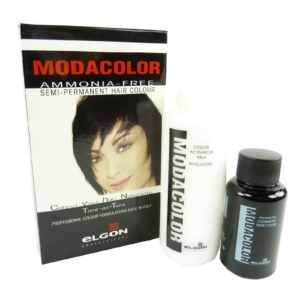 Elgon Modacolor Semi Permanent Colour - Haar Farbe Coloration ohne Ammoniak - # 8 Hellblond