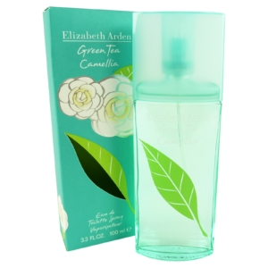 Elizabeth Arden Green Tea Camelia Damen Eau de Toilette EDT Parfum Spray 100 ml