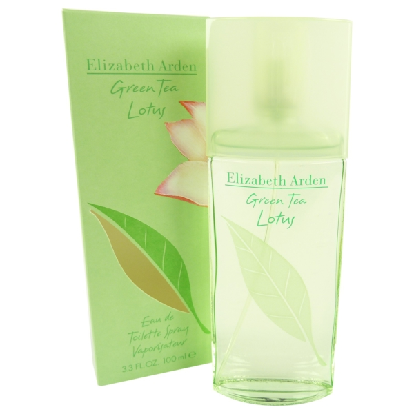 Elizabeth Arden Green Tea Lotus - Damen Eau de Toilette EDT Parfum Spray 100 ml