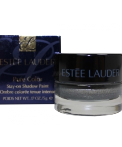 Estee Lauder - Pure Color - Stay-On Shadow Paint Creme Lidschatten - Make up 5g - 08 Steel
