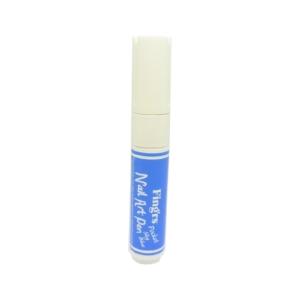 Fing'rs Pocket Nail Art Pen Maniküre Finger Nägel Design Acryl Stift 1 Stück - Sky Blue