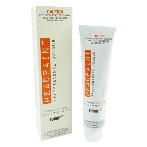 Fudge Headpaint Haar Farbe 60ml Demi Permanent Coloration Versch BLOND Töne - 06.35 Dark Toffee Blonde