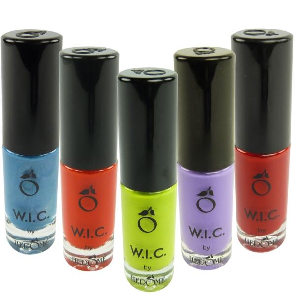 HEROME W.I.C. Nail Polish - Farb Auswahl Nagel Lack Maniküre mit Vitamin E 7ml - 189 Tasmania