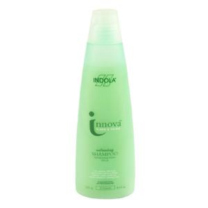 Indola - Innova Sleek Shine - softening shampoo - Haar Pflege Wäsche - 250 ml