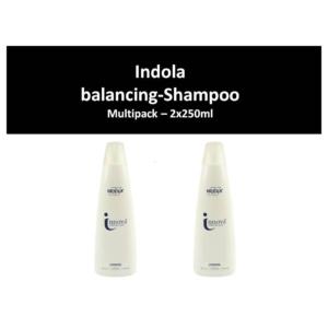 Indola Innova Specialists balancing Shampoo Haar Pflege sanft Multipack 2x250ml