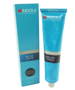 Indola No Am permanente Haar Farbe - ver. Nuancen Coloration ohne Ammoniak 60ml - #6.86 dark bl. chocolate red
