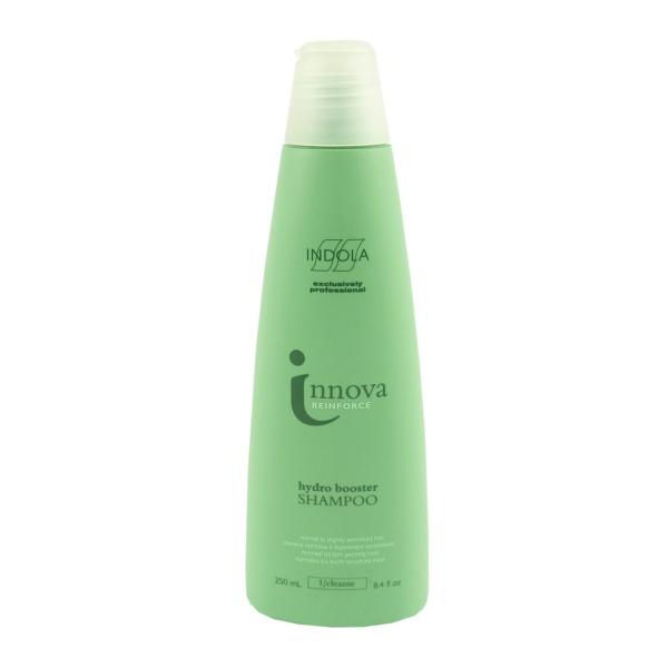 Indola - innova reinforce - hydro booster Shampoo Haar Wäsche Pflege 250ml