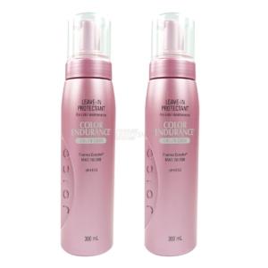 Joico Color Endurance Leave In Protectant Conditioner - gefärbtes Haar Pflege - 2 x 300 ml