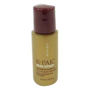 Joico K-Pak Color Therapy Restorative Styling Oil 21.5ml Reise Pack Haar Pflege