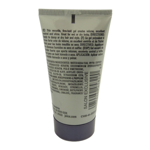 JOICO Reise Pflege Set - Haar Shampoo Conditioner Kur Öl Gel Schaum Spray 5tlg - H) 50ml K-Pak Reconstruct Conditioner - 50ml K-Pak Deep Penetrating Reconstructor - 50ml Joiwhip Firm-Hold Design Foam - 21.5ml K-Pak Color Therapy Restorative Styling Oil