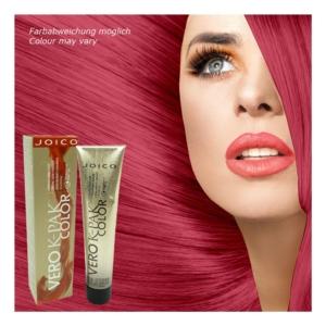 Joico - Vero K-PAK INRR Extra Red Intensifier Permanente Creme Haar Farbe 3x74ml