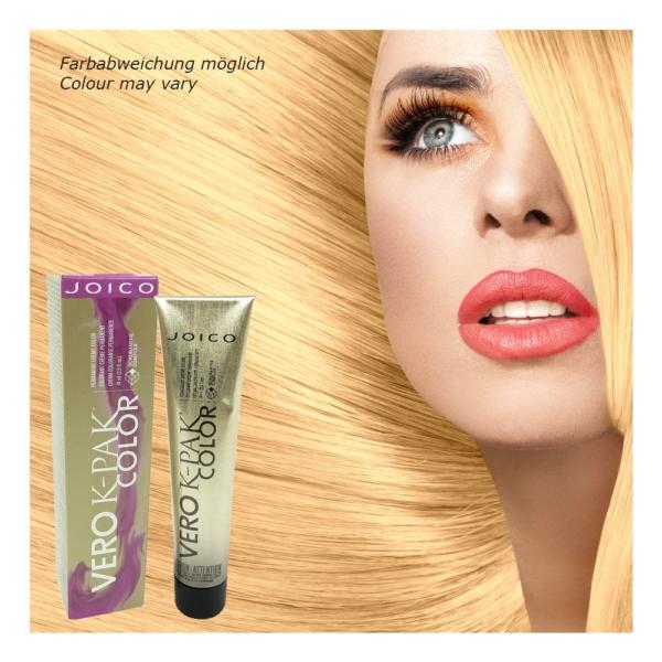 Joico - Vero K-PAK Color TBB Beige Blonde Permanente Creme Haar Farbe 3x74ml