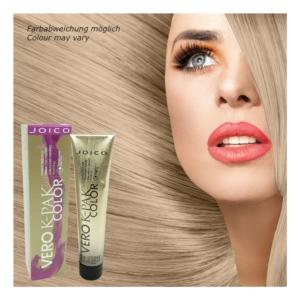 Joico Vero K-Pak Permanent Haar Farbe Creme Coloration 74ml Nuancen zur Auswahl - TPB Pearl Blonde