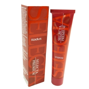 Kadus Selecta Premium 0-2-3-4-5-6 Versch Nuancen - Haarfarbe - Coloration - 60ml - # 5/43 Brilliant Copper Gold/Kupfer Gold Brillant