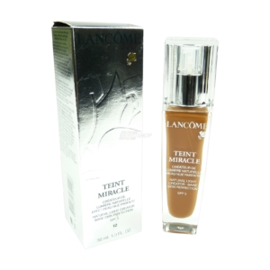 LANCOME Teint Miracle Light Creator SPF 5 - Fluid Foundation Grundierung - 30ml - # 12 Ambre