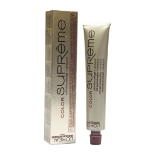 Loreal Color Supreme Anti Age Coloration - Haar Farbe Permanent Creme - 50ml - 05.45 - Ocre Euphorisante / Aufregendes Ocker