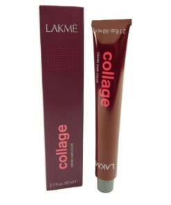 Lakme Collage Hair Color Creme Haar Farbe Coloration 60ml verschiedene Nuancen - 05/50 Mahogany Light Blond/Mahagoni Hell Blond