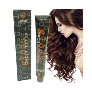 Lakme Gloss Color Rinse Creme Haar Farbe Coloration Tönung 60ml Nuancen Auswahl - 8/64 Light Brown Copper Blonde/Hell Braun Kupfer Blond