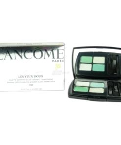 Lancome Les Yeux Doux Lidschatten Palette 4 Farben - Augen Make up - 4x0.7g - # C50 Vert Tendresse