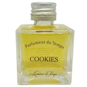 Les Lumieres du Temps Parfumeur du Temps - Raum Duft Aroma Diffuser - 50ml - Cookies