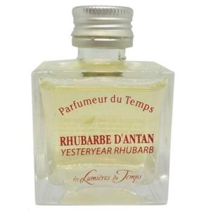 Les Lumieres du Temps Parfumeur du Temps - Raum Duft Aroma Diffuser - 50ml - Rhubarbe d Antan - Yesteryear Rhubarb