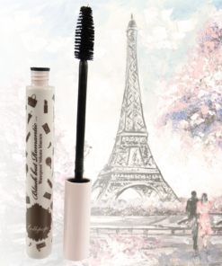 Lollipops Paris Black but Romantic Volumen Mascara - Schwarz - Wasserfest - 7ml