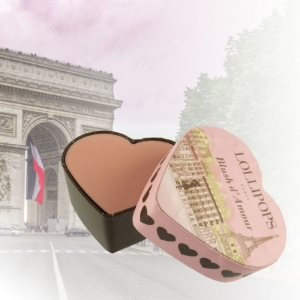 Lollipops Paris Blush d'Amour - B03 Blush Rose - Kompakt Puder Rouge Make Up 9g