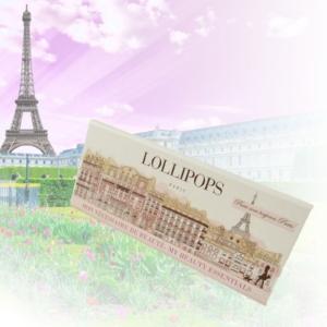Lollipops Paris Essentials Palette Paris sera toujours Paris - Rouge Eye Shadow