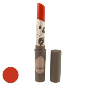 Lollipops Paris Kiss my Lips Glossy Lipstick - Lippen Stift Farbe Make Up - 1,5g - 07 Vitamine Soda