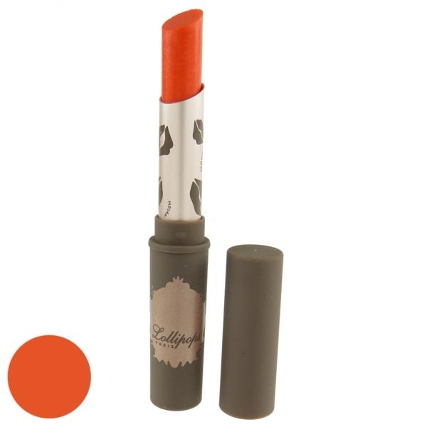 Lollipops Paris Kiss my Lips Glossy Lipstick - Lippen Stift Farbe Make Up - 1,5g - 103 Fatal Cocktail