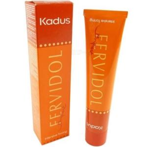 Londa Kadus Fervidol Brilliant 60ml Haar Farbe Tönung Coloration ohne Ammoniak - # 4/56 Red Tango