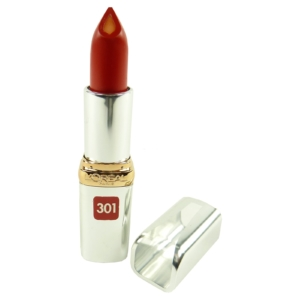 Loreal Colour Riche Lipstick - 3,6g - Make Up Lippen Stift Farbe Kosmetik - #301 Real Red