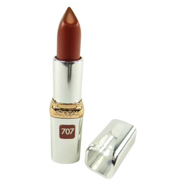 Loreal Colour Riche Lipstick - 3,6g - Make Up Lippen Stift Farbe Kosmetik - #707 Robust Plum