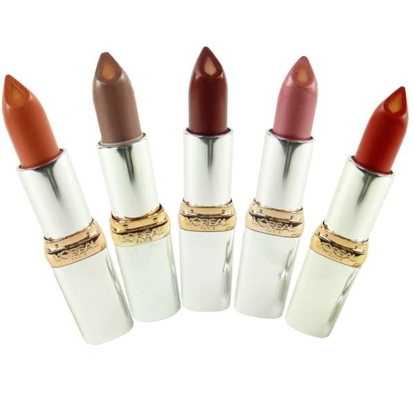 Loreal Colour Riche Lipstick - 3,6g - Make Up Lippen Stift Farbe Kosmetik - #401 Peach Parfait
