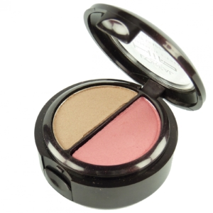 Loreal HiP Concentrated Shadow Duo - 2,4g - Lid Schatten Eye Make Up Kosmetik - 114 Adventurous