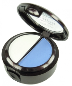 Loreal HiP Concentrated Shadow Duo - 2,4g - Lid Schatten Eye Make Up Kosmetik - 207 Animated